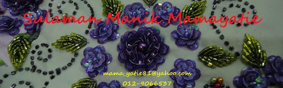 Sulaman Manik Mamayatie