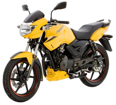 Fotos da Moto Dafra Apache 2011