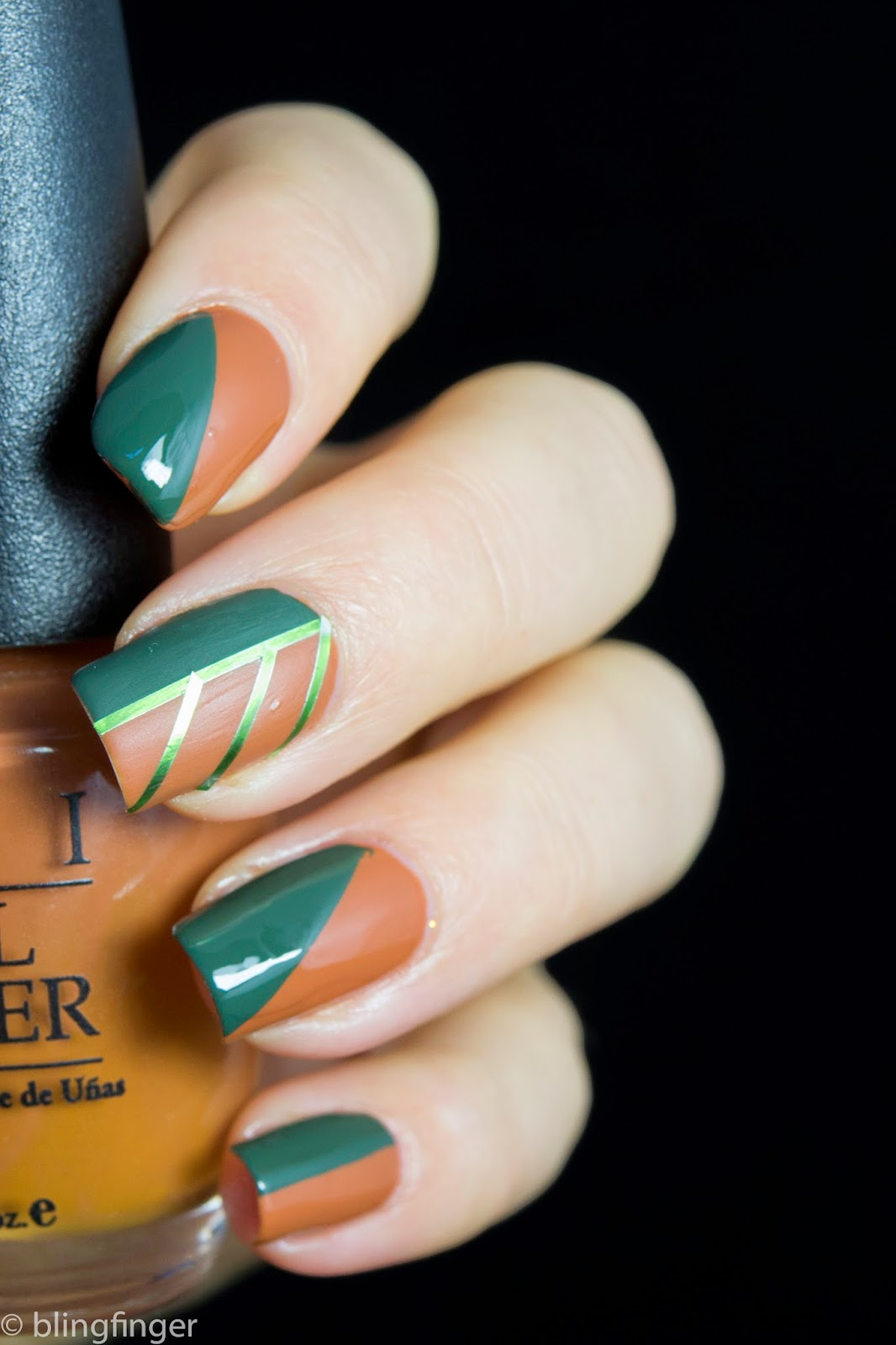 Fall Color Nail Art ~ the best inspiration for design and color of ...