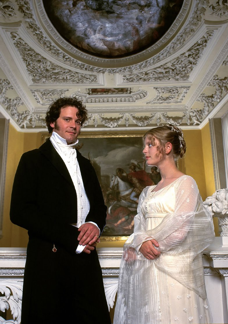 Enchanted Serenity of Period Films: Images from Pride & Prejudice (1995)