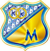 en la tercera sección del Escudo de Colombia.