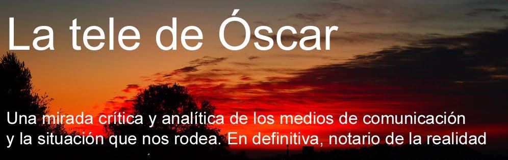 La tele de Óscar
