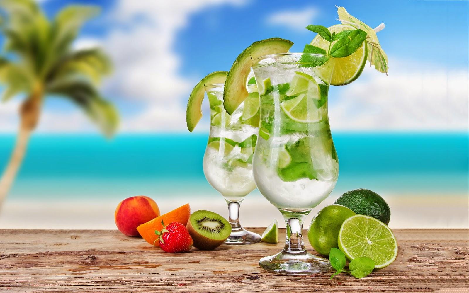 Mojito Margarita Recipe — Dishmaps