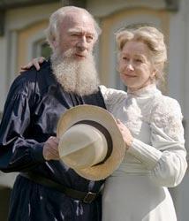 A Última Estação - Christopher Plummer e Helen Mirren