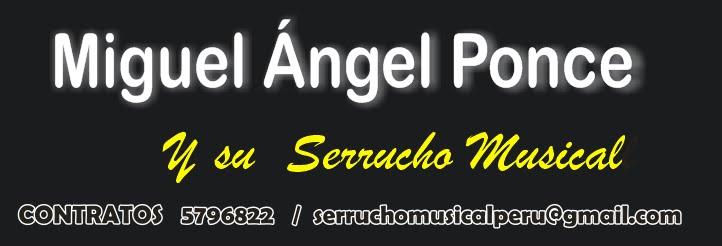 SERRUCHO MUSICAL