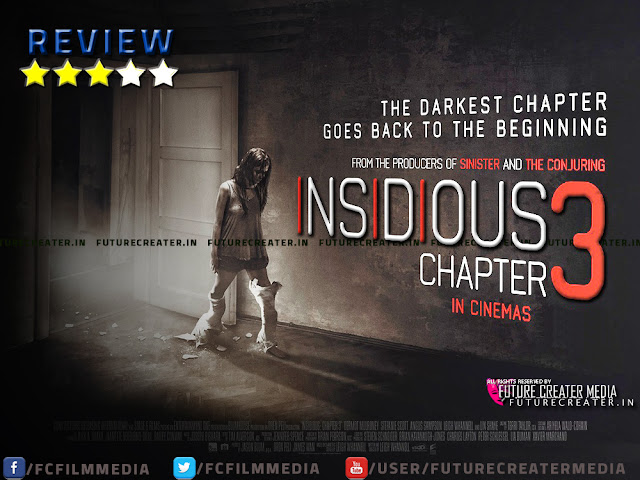 Insidious: Chapter 3 Review, Box Office Collection