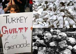 نسل کشی ارامنه، ترکیه کشتار و انکار