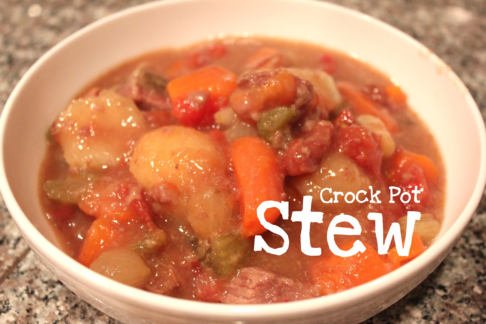Repeat Crafter Me: Crock Pot Beef Stew