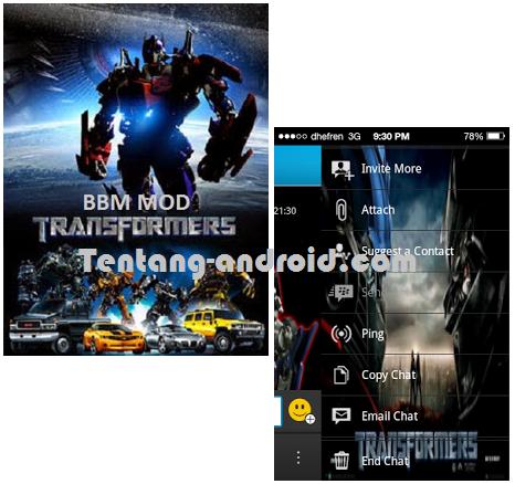BBM MODIF Transformers : Age of Extinction