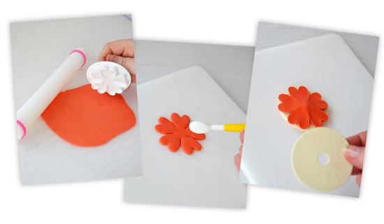 Cupcakes a diario: Tutorial para hacer mini hibiscus y la historia ...