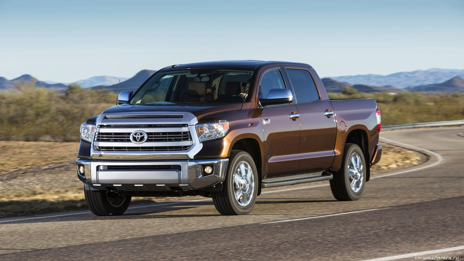 Urban or rural, new Tundra can carry the load