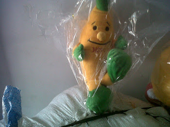 boneka untuk PT.PERTAMINA