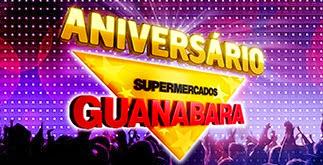 Como participar da promoção de aniversário supermercados Guanabara 2013