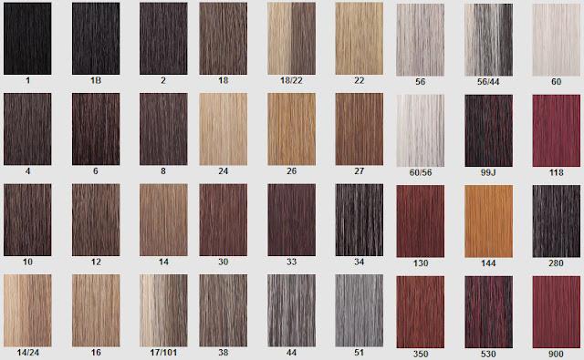 Kwigsonline Color Charts