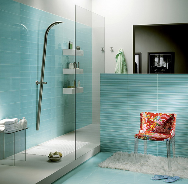 Ceramic Porcelain Stone Or Any Suitable Material To Be Used For Bathroom Walls And Floors Are
