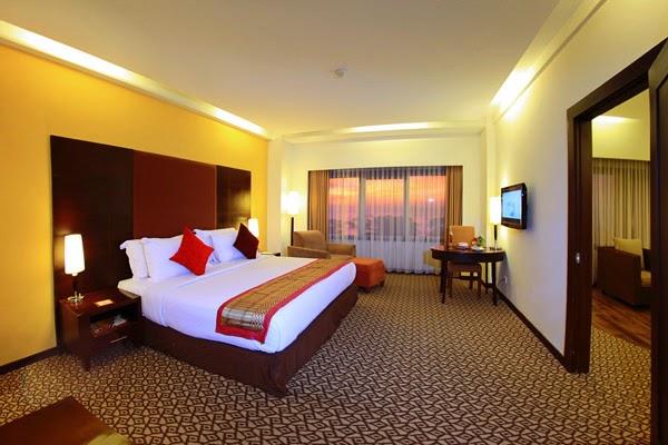Kamar Tamu Deluxe Room