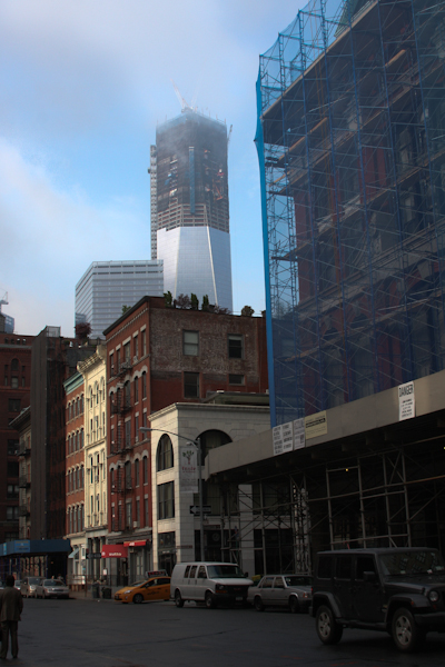 1wtc The Freedom Tower