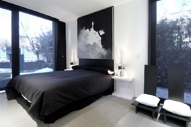 couleur chambre pour homme. Black Bedroom Furniture Sets. Home Design Ideas