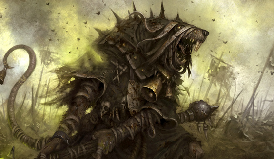 Cover of End Times 4 Seen: It's Skaven