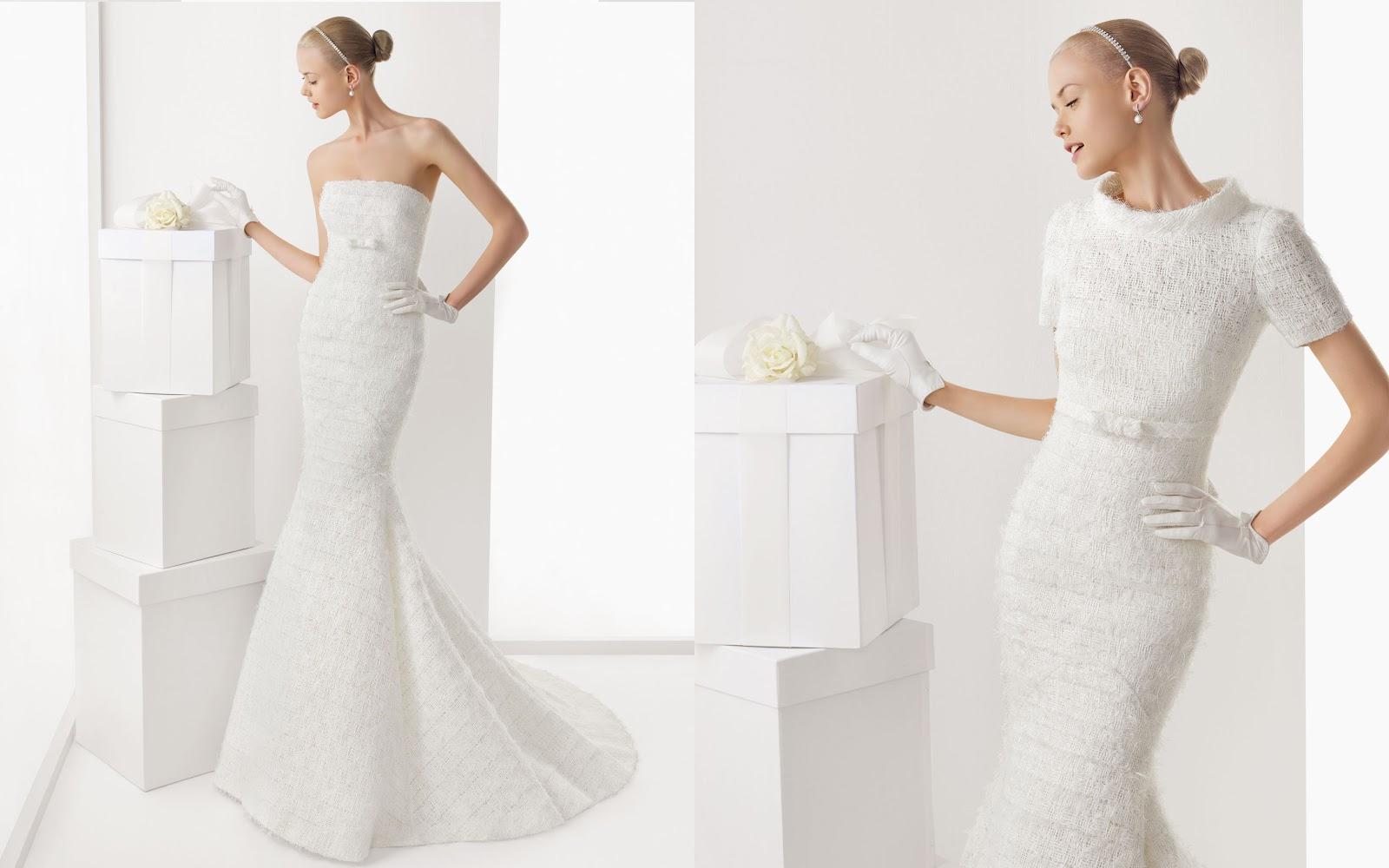 Colección Rosa Clará 2013   Something Blue Bodas. Wedding Planner ...