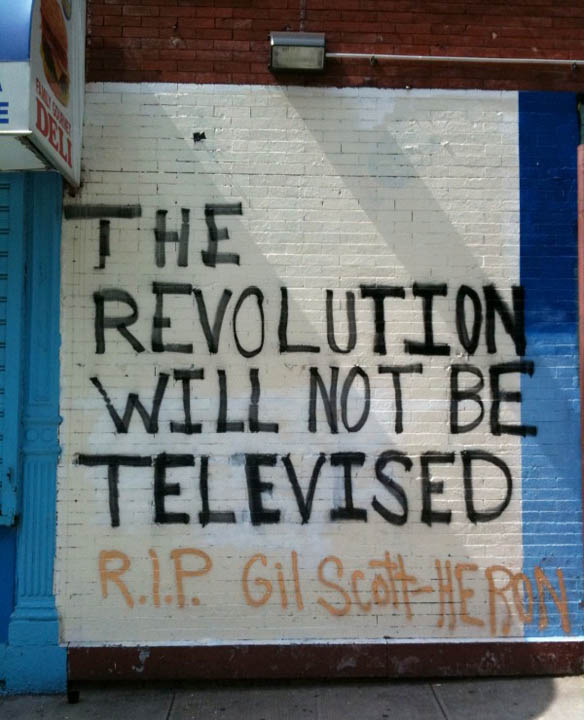 The Revolution Will Be Televised (TV Series 2012– ) - IMDb