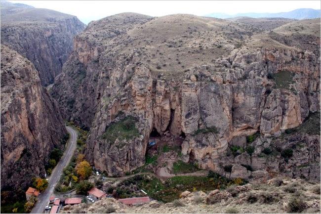 Пещера Арени-1