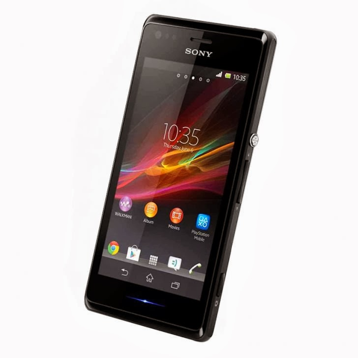 Harga hp Android sony Xperia M C1905
