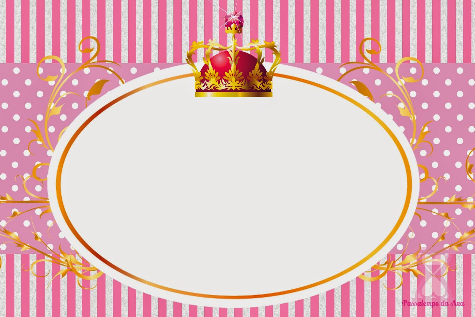 queen crown free printable kit oh my fiesta for ladies