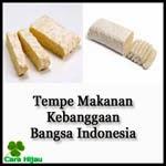 Tempe Makanan Kebanggaan Negara Indonesia