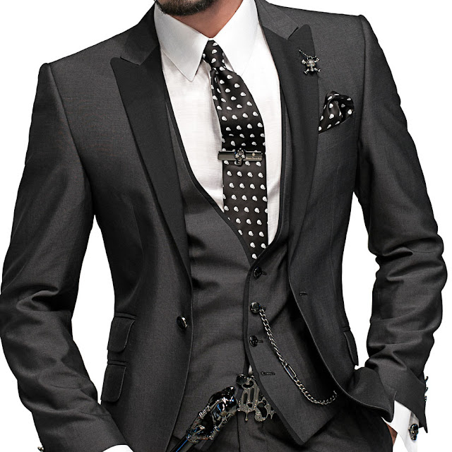 Good Hairstyles For Men To Wear At Weddings: TRAJES PARA HOMBRES