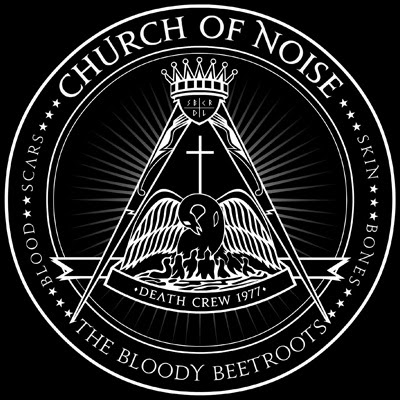 The Bloody Beetroots, Church Of Noise Video