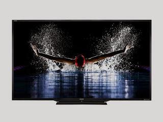 Com tela de 90 polegadas, HDTV da Sharp é quase um cinema