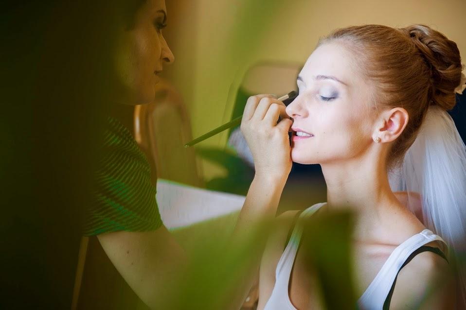 makijaż ślubny Czeladź