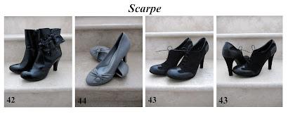 Le mie scarpe per voi