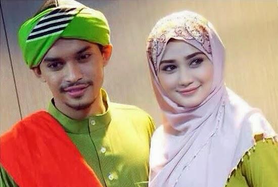 Aeril Zafrel & Wawa Zainal Diketahui Dah Berkahwin Selepas Menimang Cahaya Mata