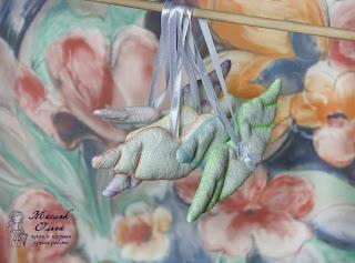 Маслик Ольга, текстильные куклы феи