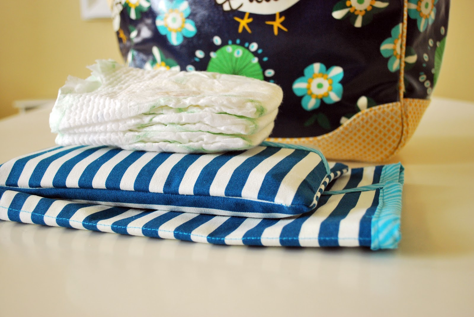 Larissa Another Day Changing Pad And Wipes Case Cover
