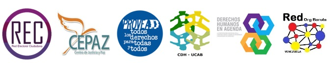 La @RedOrgBaruta y @_CEPAZ solicitan al CNE ptos de inscripción del RE: