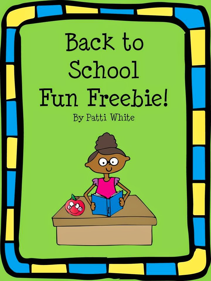 http://www.teacherspayteachers.com/Product/Back-to-School-Fun-Freebie-844874