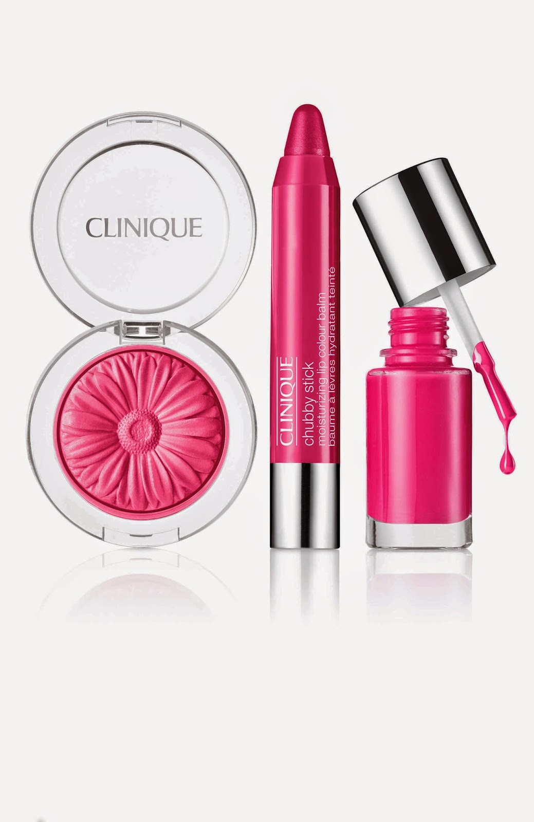 Clinique presents Now in Bloom ~ Brights
