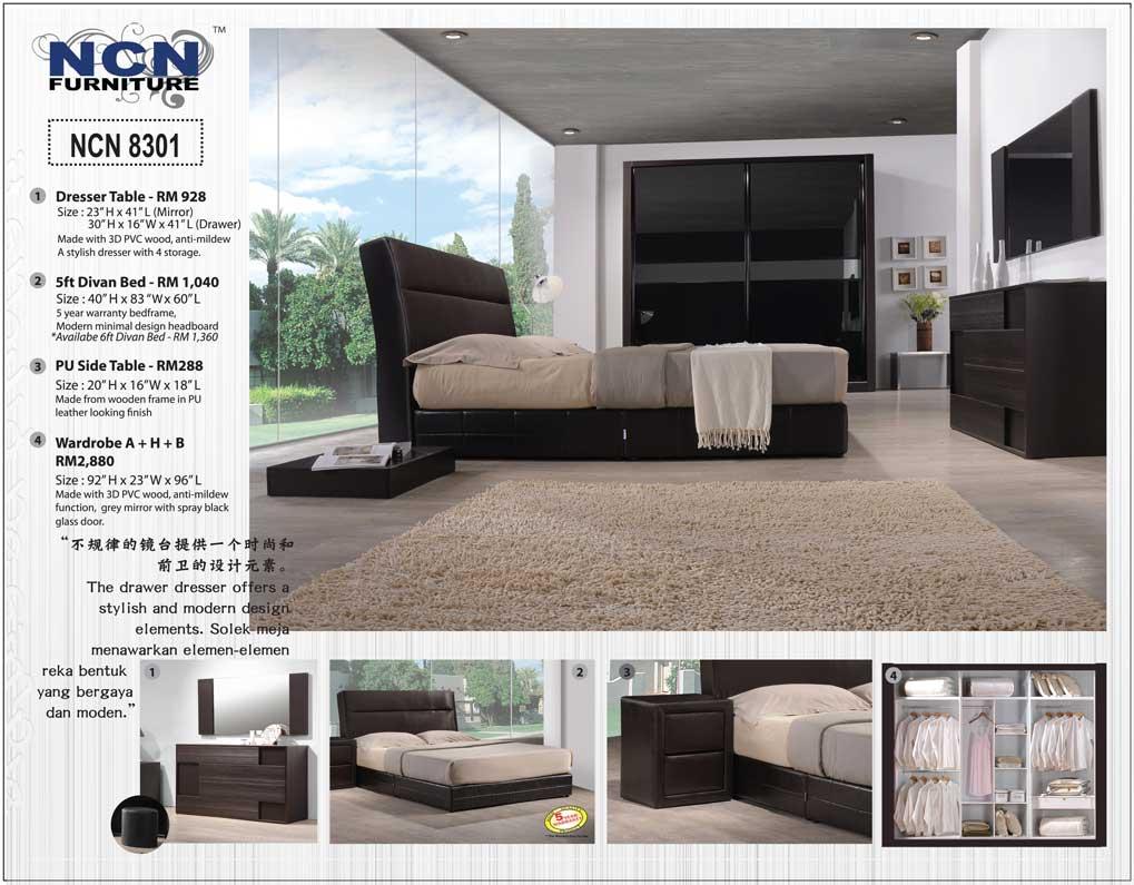 Furniture Gallery BEDROOM SET EXECUTIVE SERIES
