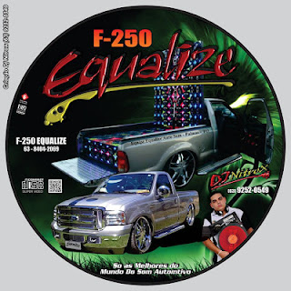 CD F-250 Equalize - DJ Nitrox