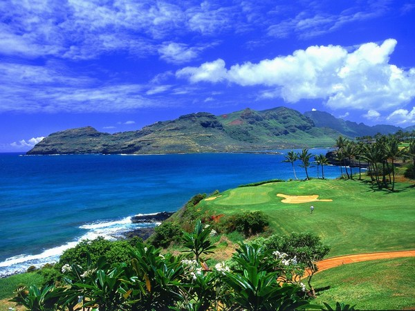 Golf Hawaii