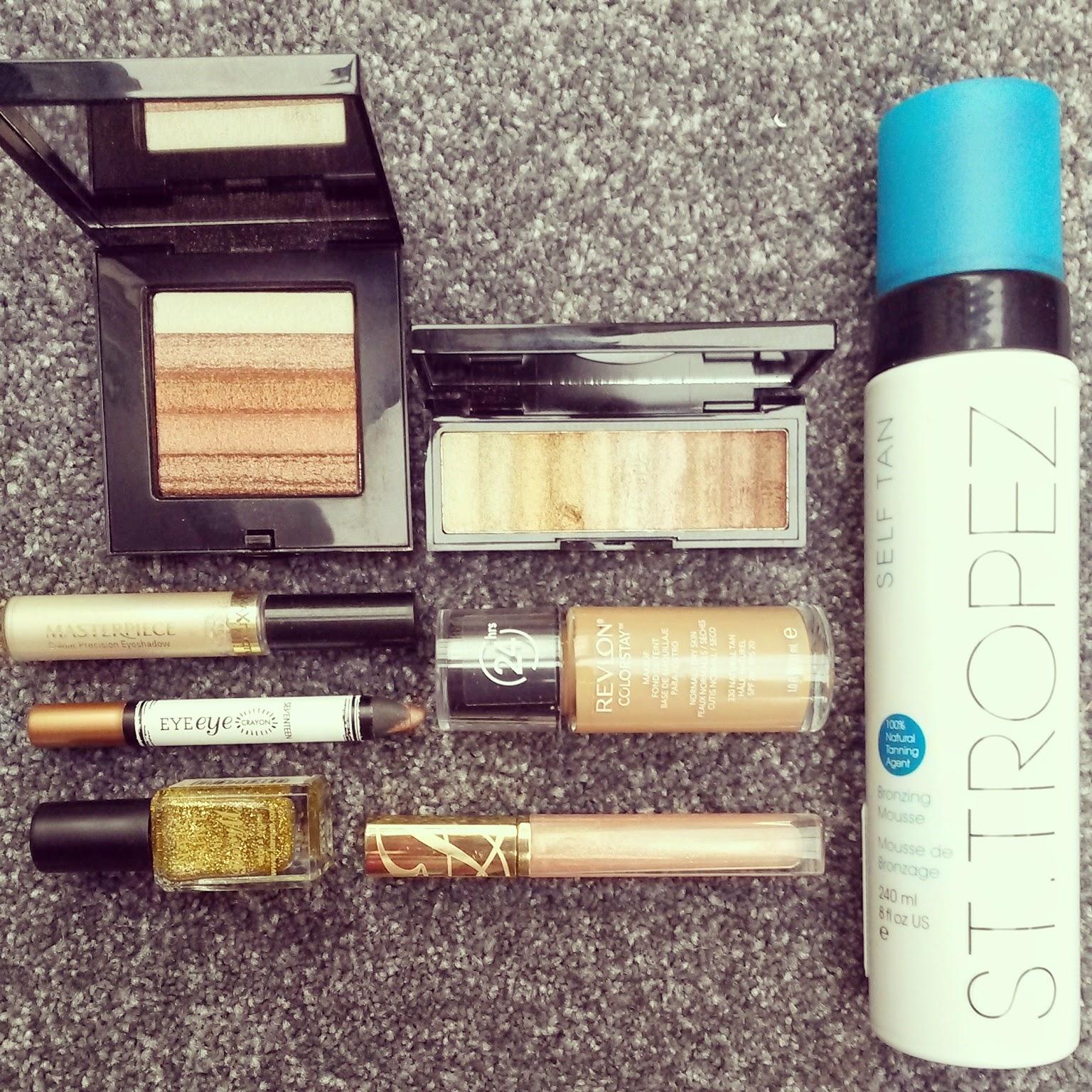 makeup trends 2015