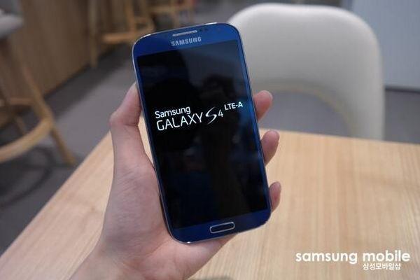 Samsung Galaxy S4 LTE-A, Galaxy S4 LTE-A, Samsung S4 LTE-A