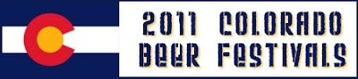 2011 Colorado Beer Fests and Events