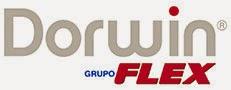 Logo Dorwin catálogo Flex 2014