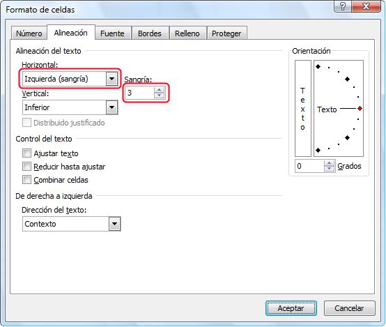 Excel pr ctico para todos formatos personalizados - Como instalar una bisagra de 180 grados ...