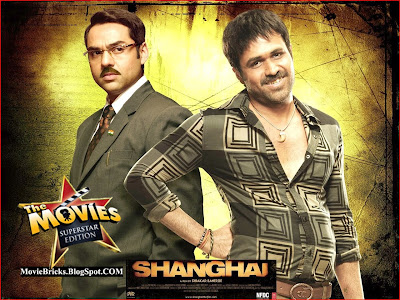 emraan hashmi, abhay deol, kalki koechlin, shanghai movie 2012