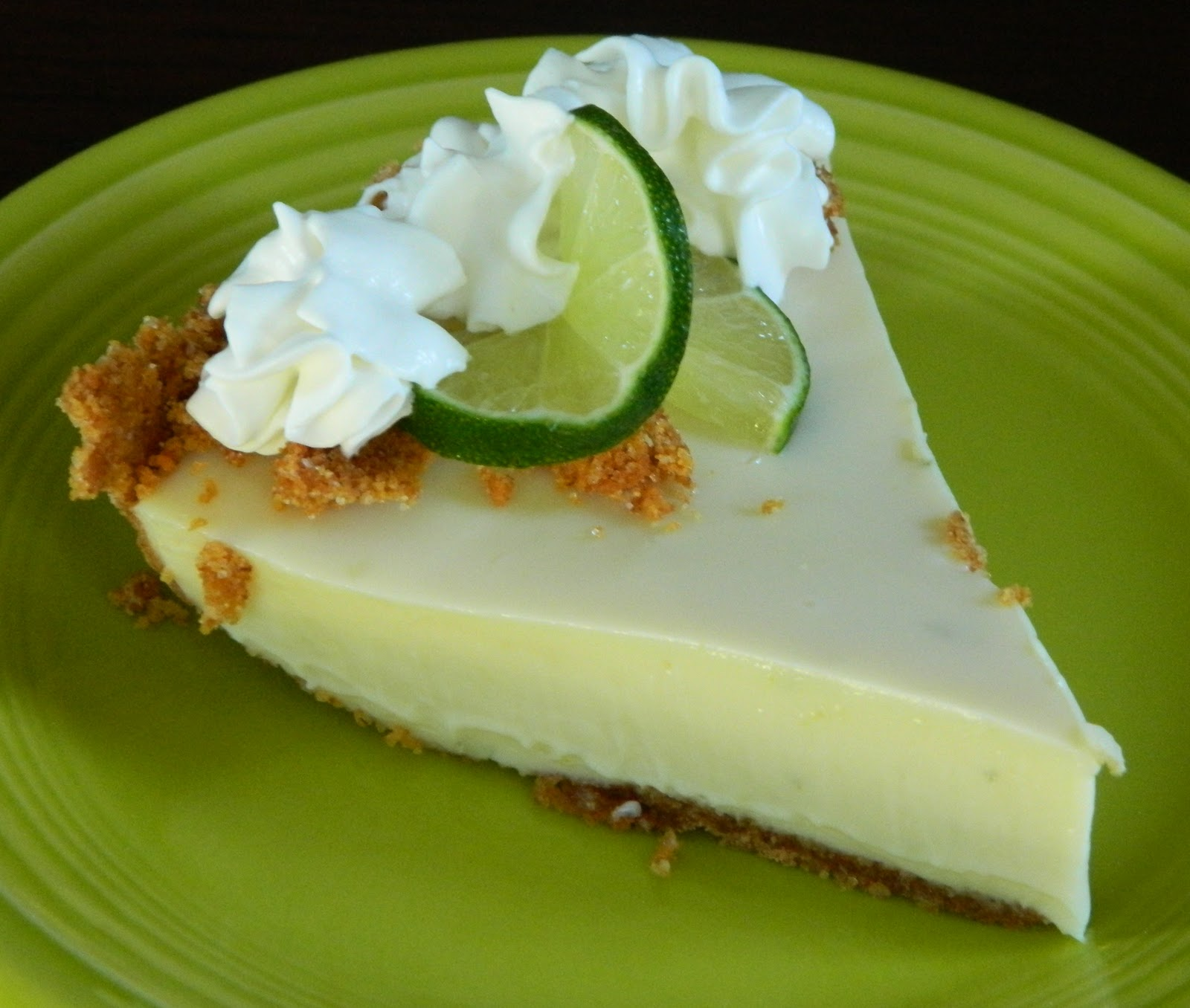 Sugar Spice and Spilled Milk: Key Lime Pie
